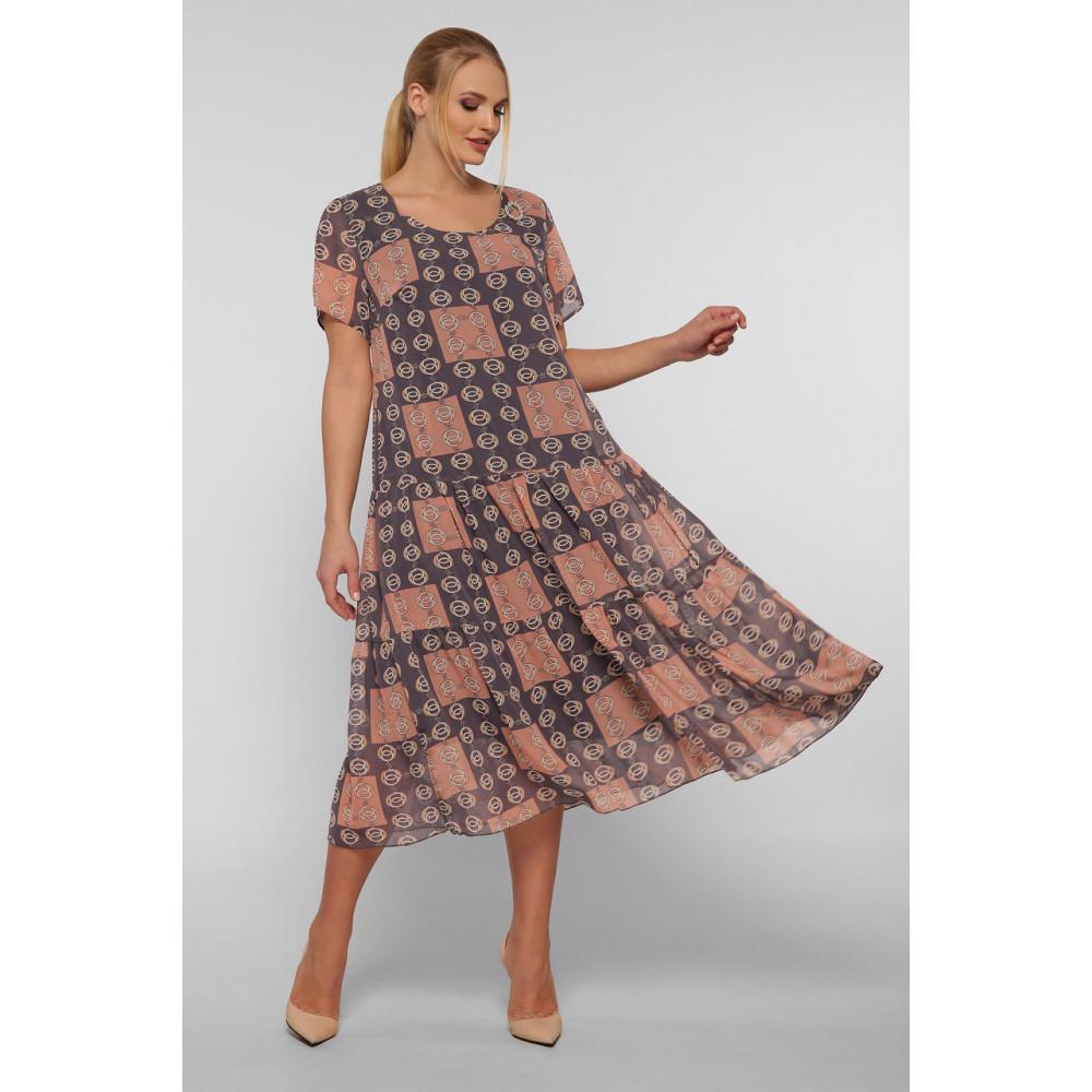 Интересное платье Катаисс фото 6