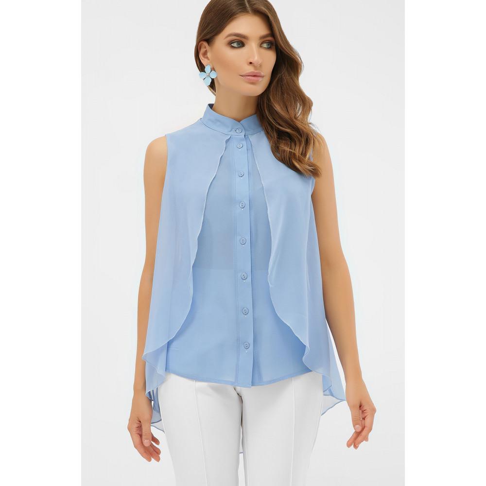 Блузка с удлиненной спинкой Санта-Круз фото 1
