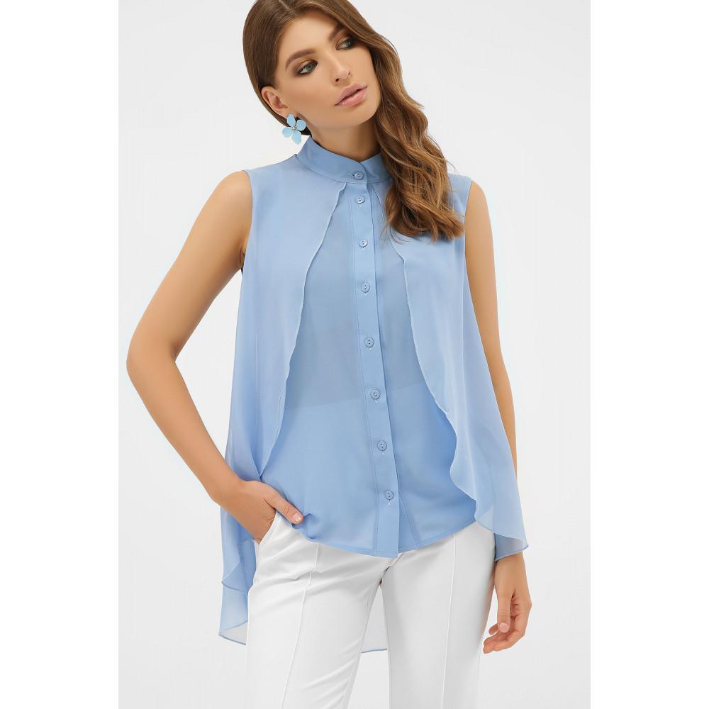 Блузка с удлиненной спинкой Санта-Круз фото 2