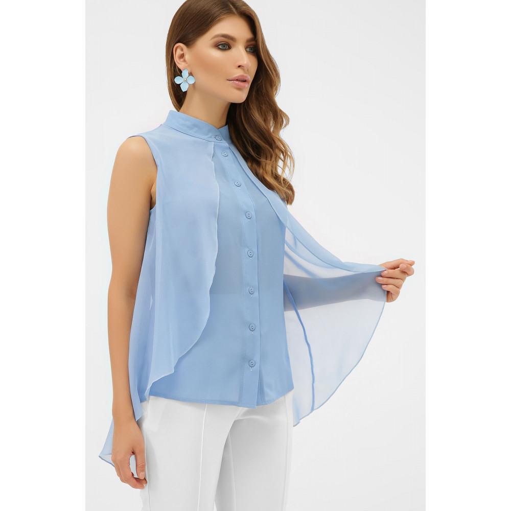 Блузка с удлиненной спинкой Санта-Круз фото 3