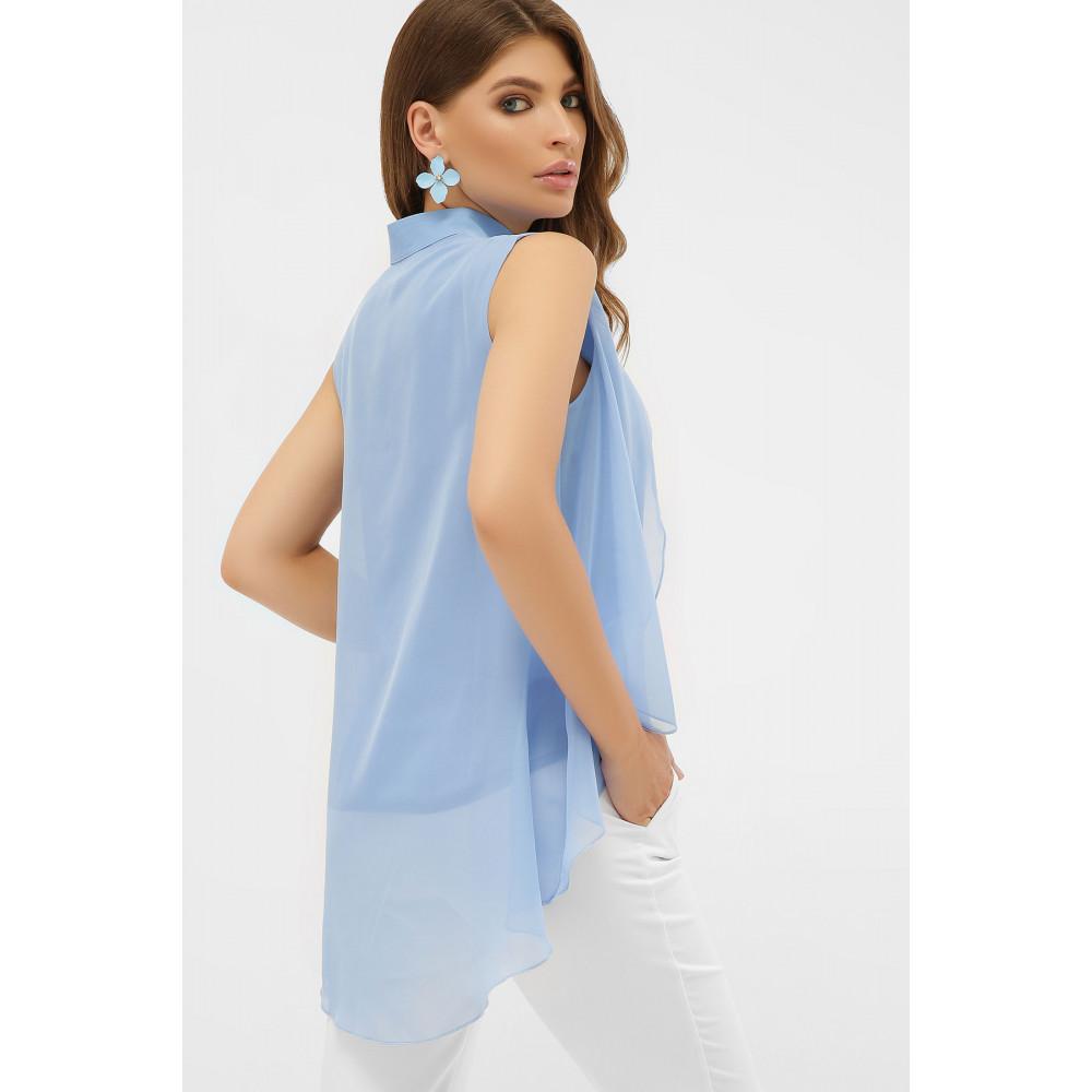 Блузка с удлиненной спинкой Санта-Круз фото 4