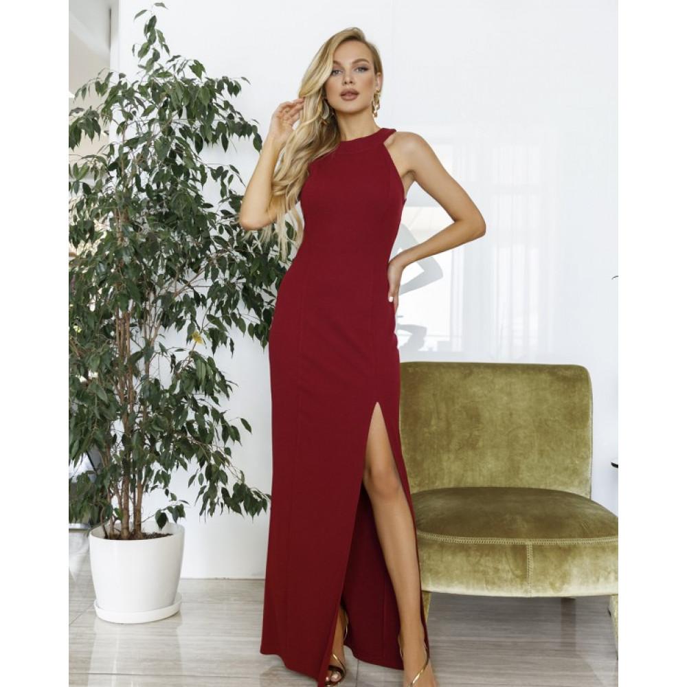 Жіночна вечірня сукня-максі Дія фото 1