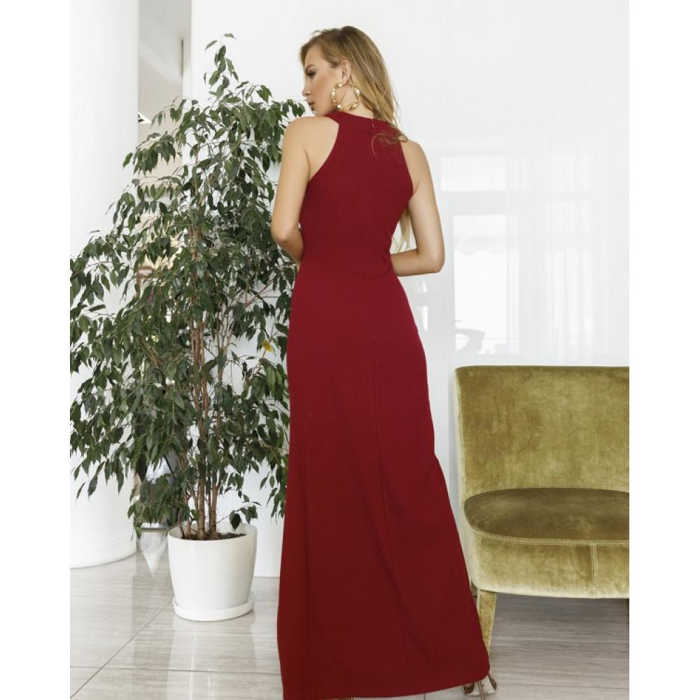 Жіночна вечірня сукня-максі Дія фото 4