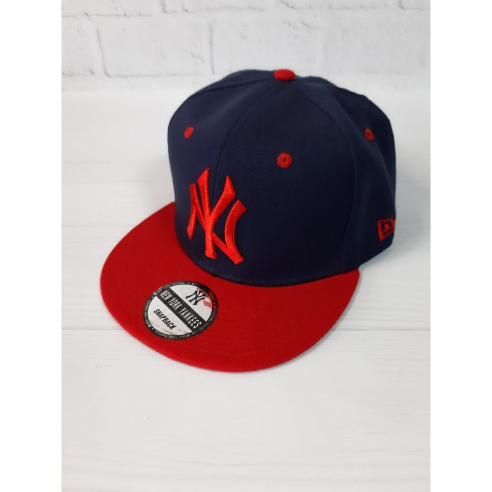 """Бомбезная кепка в рэперском стиле """"NY"""" фото 1"""