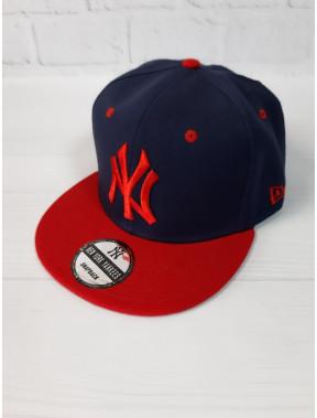"""Бомбезная кепка в рэперском стиле """"NY"""""""