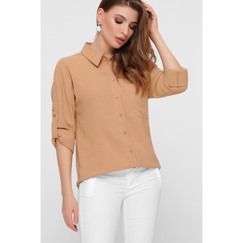Интересная рубашка с удлиненной спинкой Андреа фото 2
