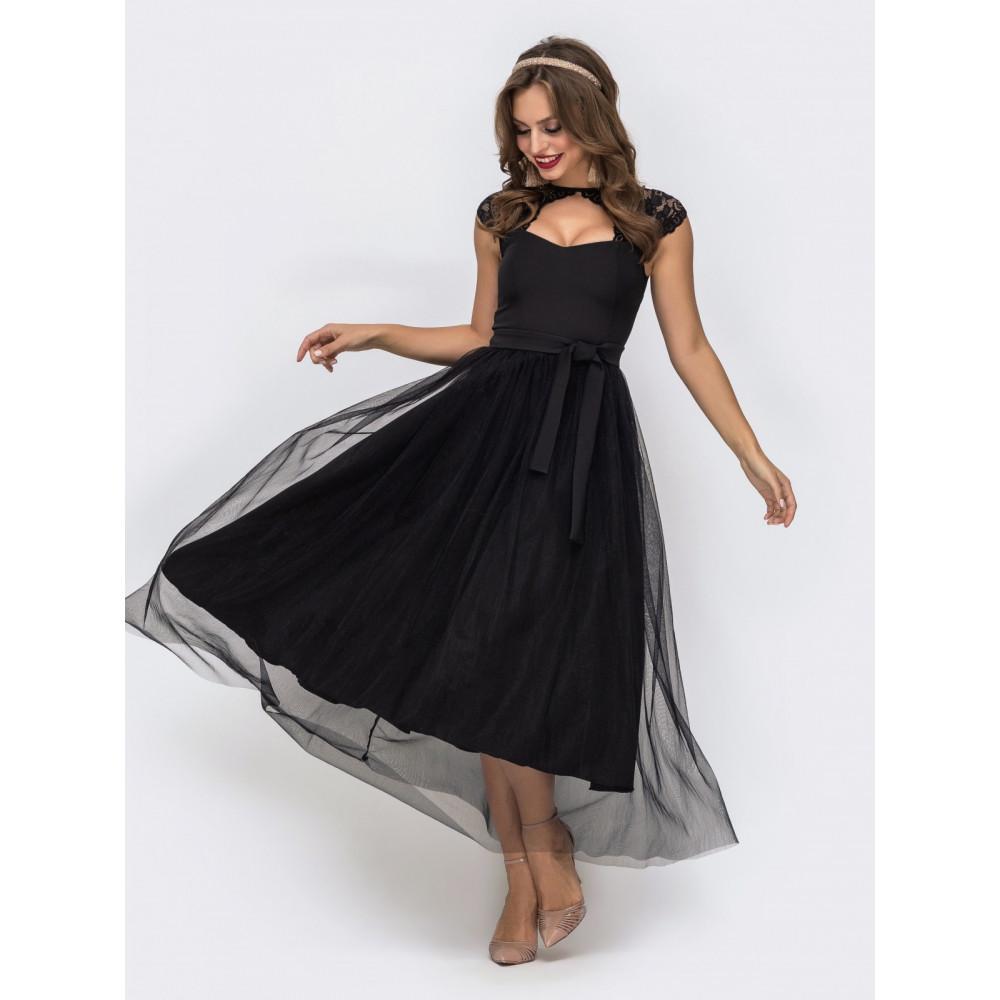 Жіночна вечірня сукня Королева Вікторія фото 1