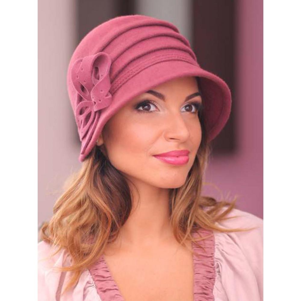 Красивая женская шляпа 244-1 фото 1