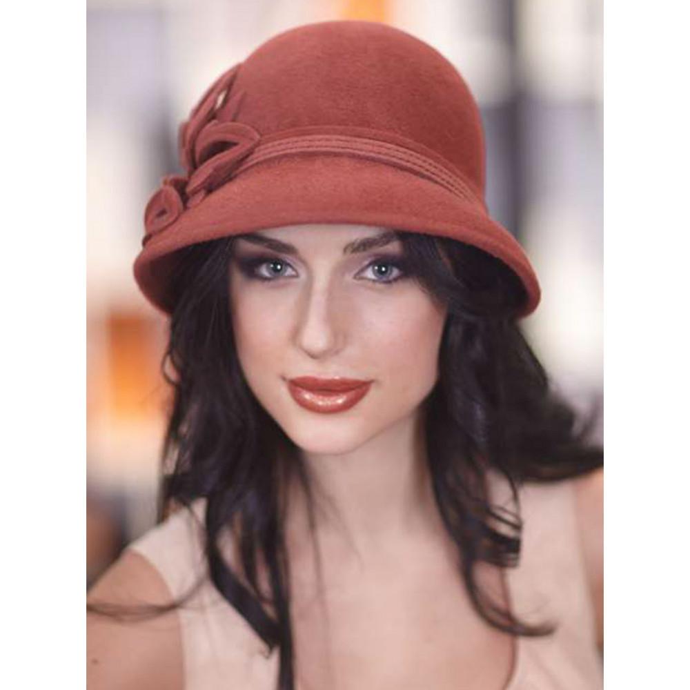 Замечательная шляпа 137-1 фото 1