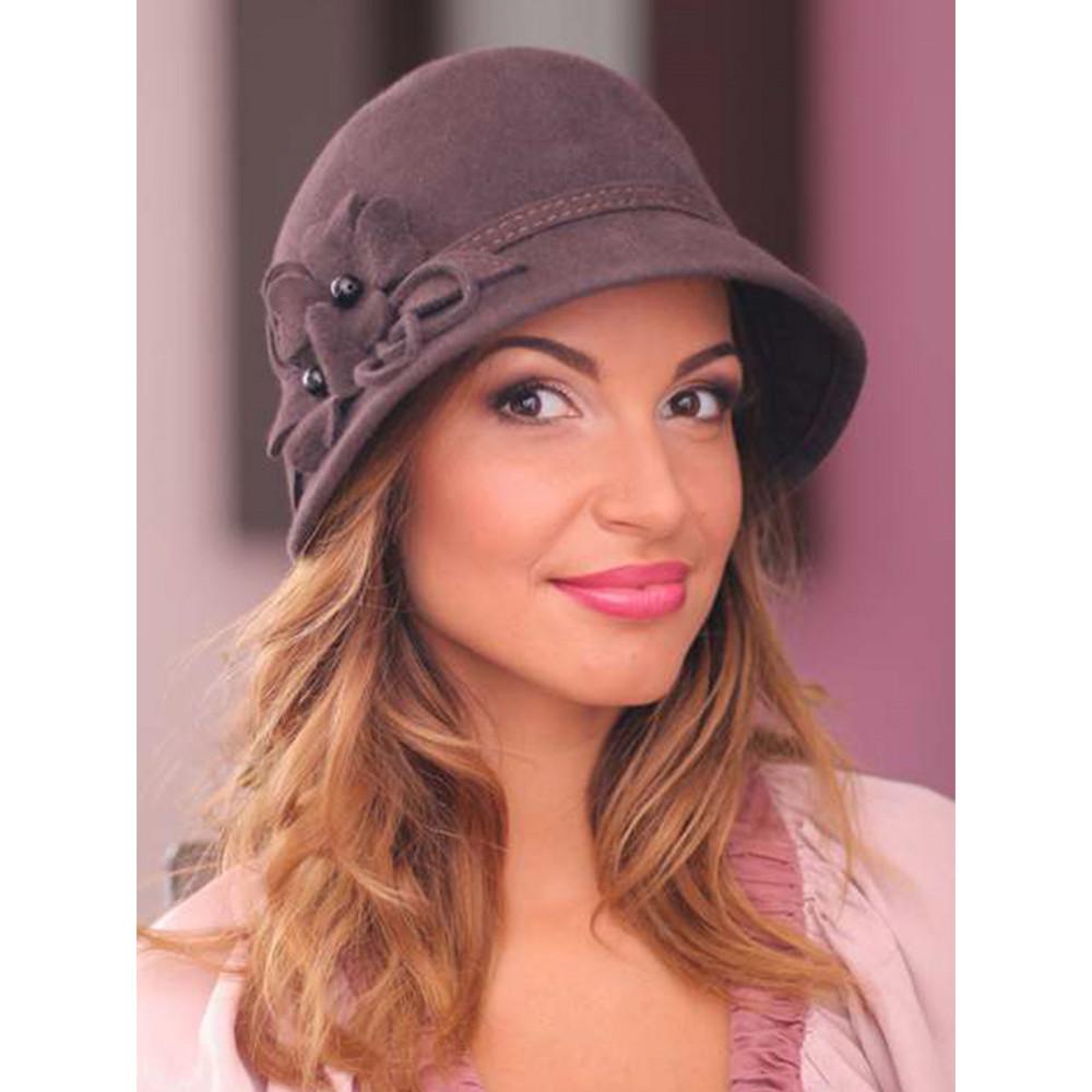 Бесподобная шляпка 141-1 фото 2
