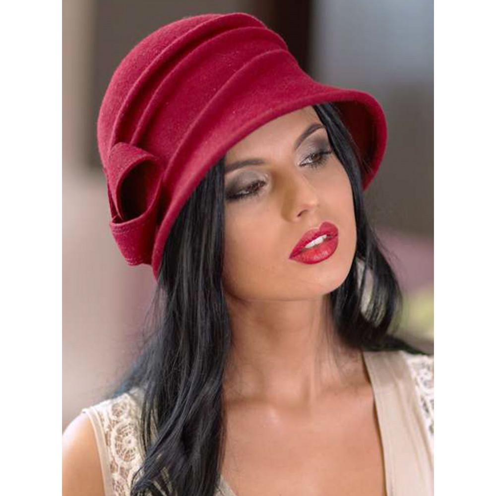 Женственная шляпка 161-1  фото 1