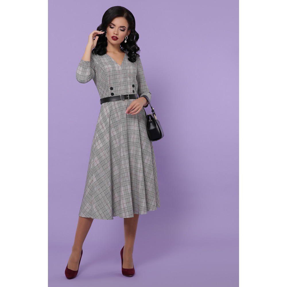 Красивое офисное платье Киана фото 1