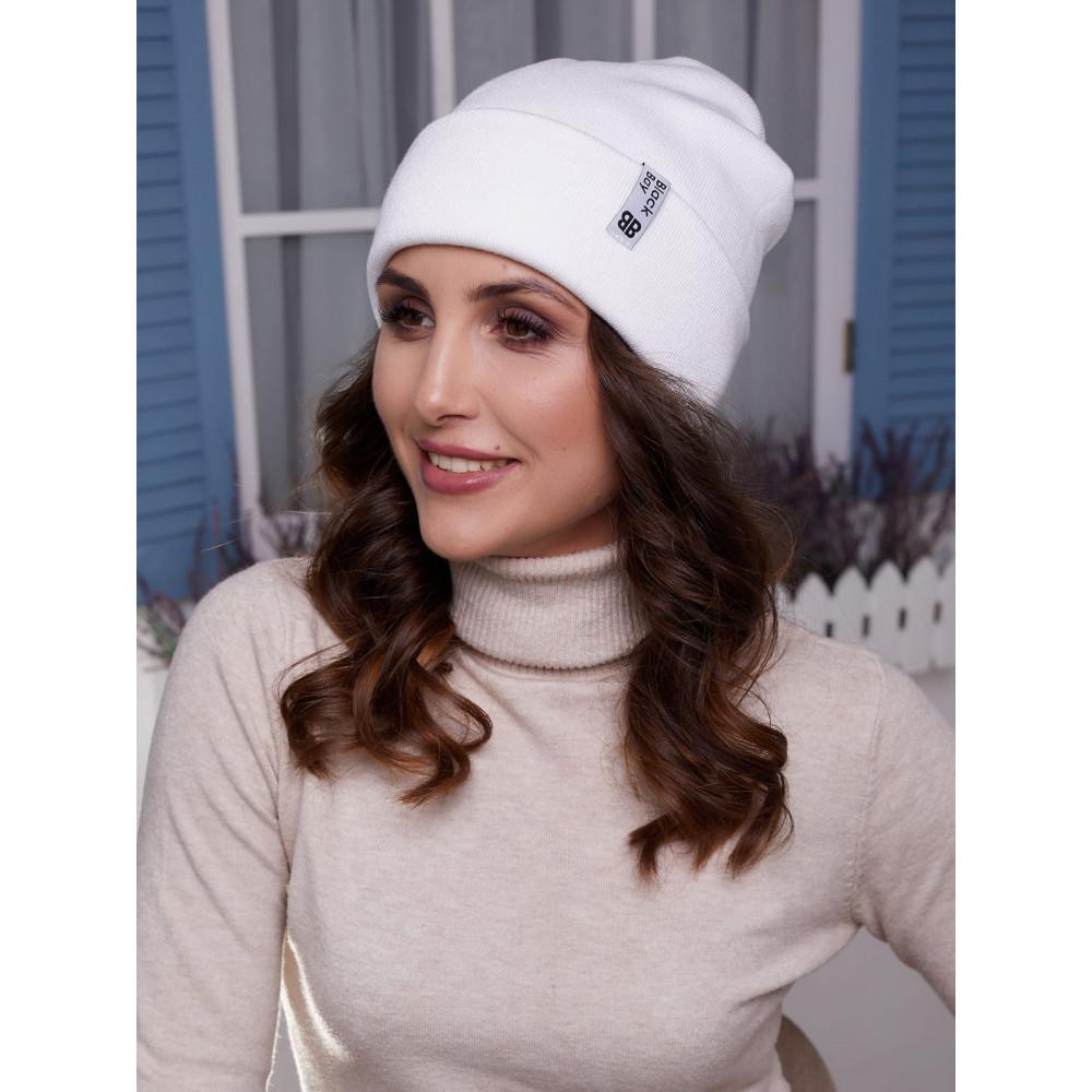 Женская шапка-лопата Лана фото 1