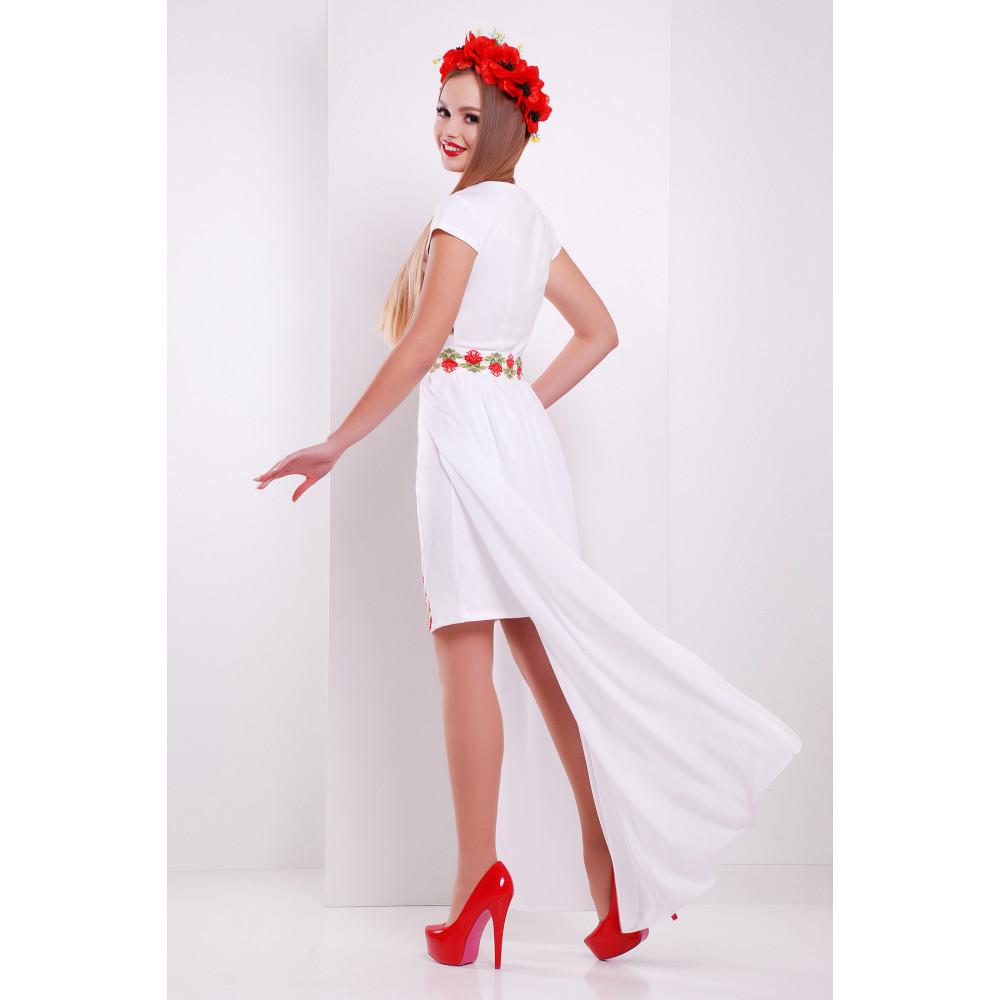 Нарядное платье с принтом Аркадия фото 2