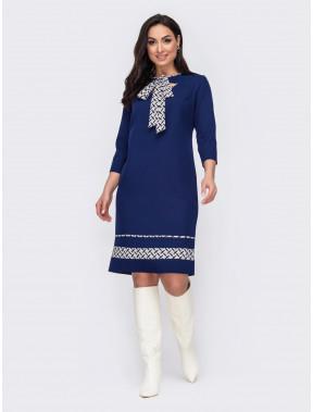 Стильна жіноча сукня з грайливими вирізами Лізі