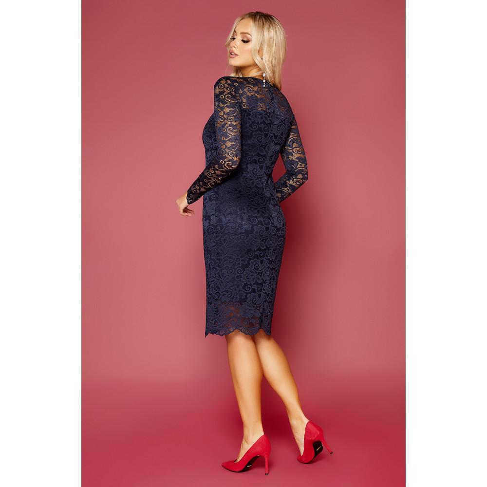 Кружевное платье Сания фото 3