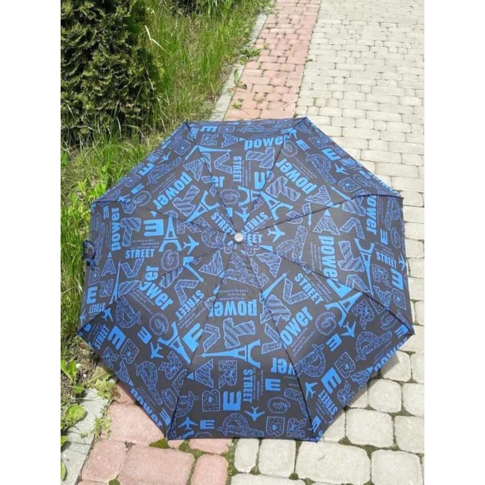 Женский зонт с надписями фото 1