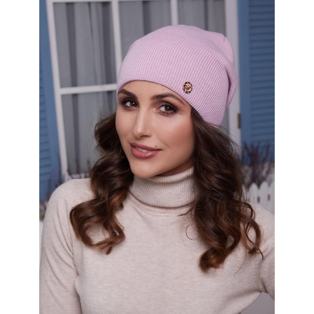 Женская шапка Бонни из акрила фото 1