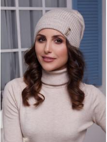 Женская шапка Ванесса с флисом