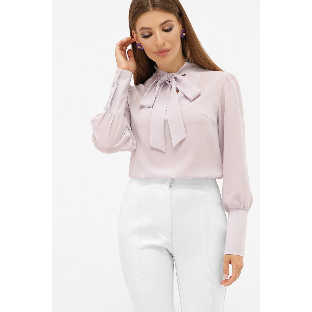 Лавандовая блузка в стиле ретро Дарла фото 1