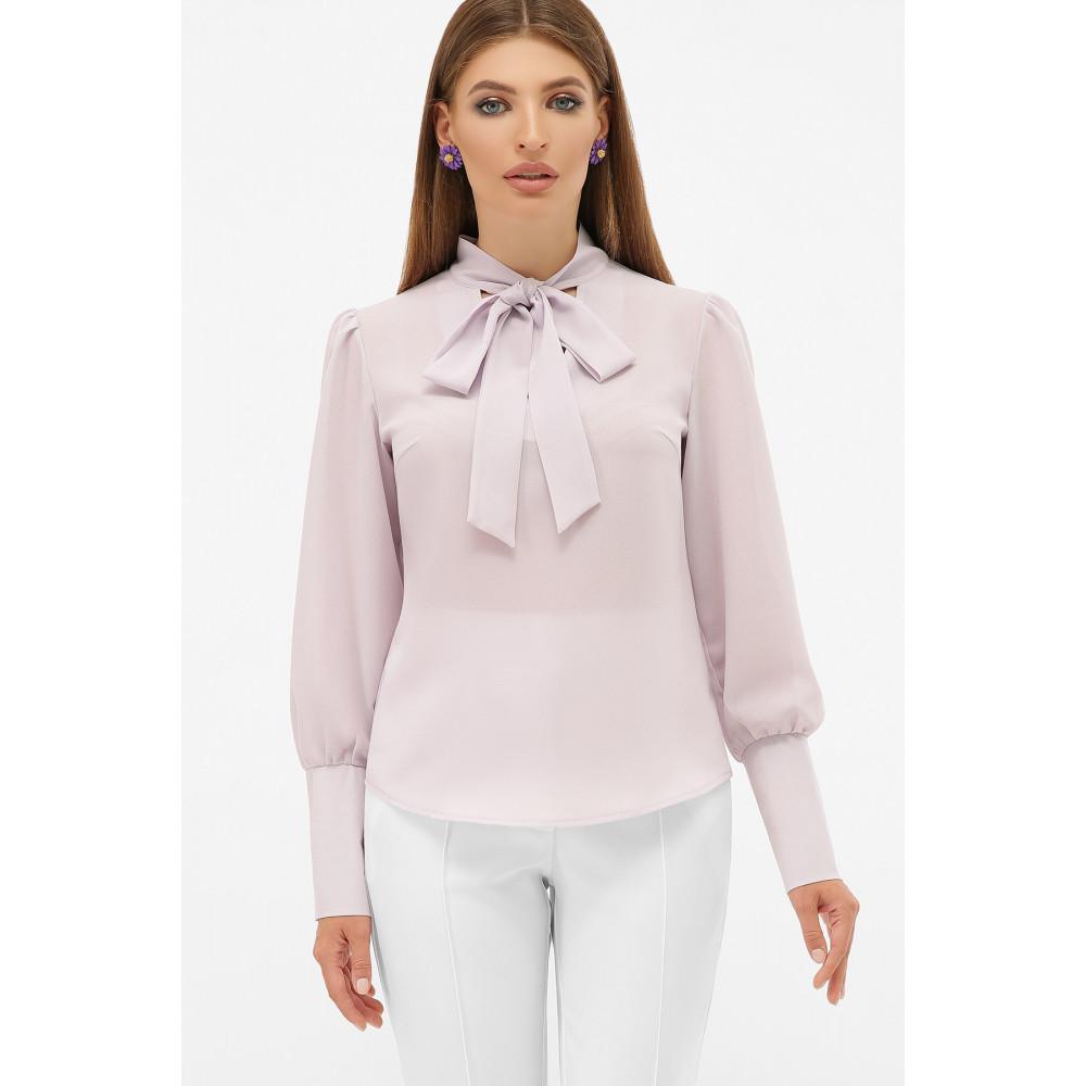 Лавандовая блузка в стиле ретро Дарла фото 2