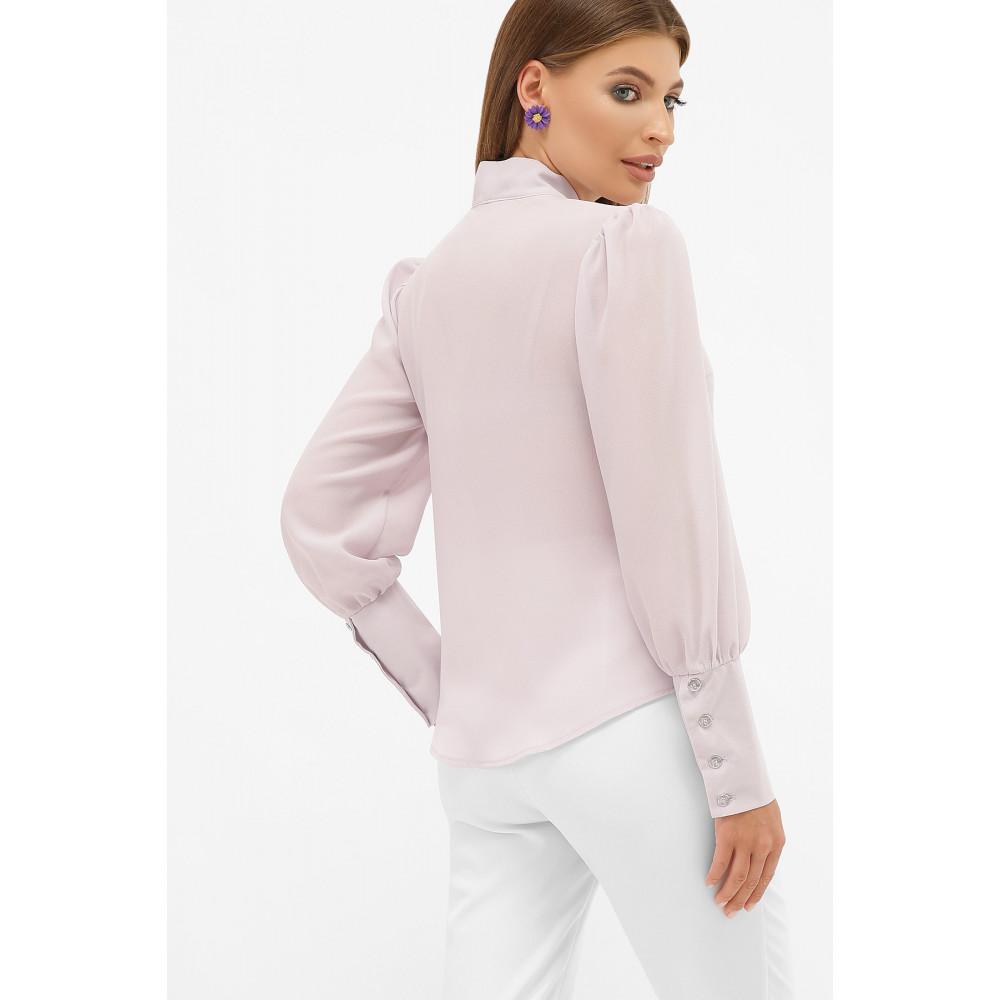 Лавандовая блузка в стиле ретро Дарла фото 3