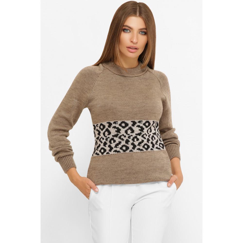 Вязаный женский свитер Кортни фото 1