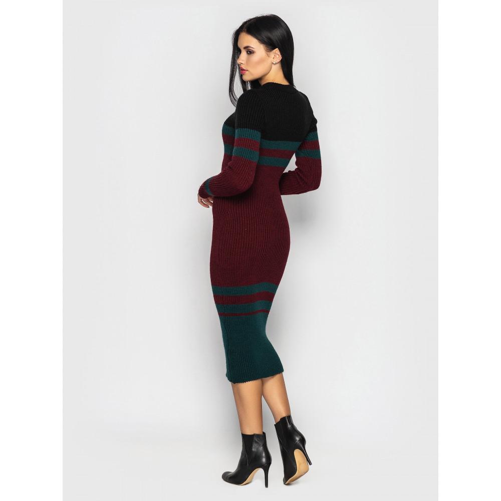Мистическое вязаное платье Alyaska фото 2