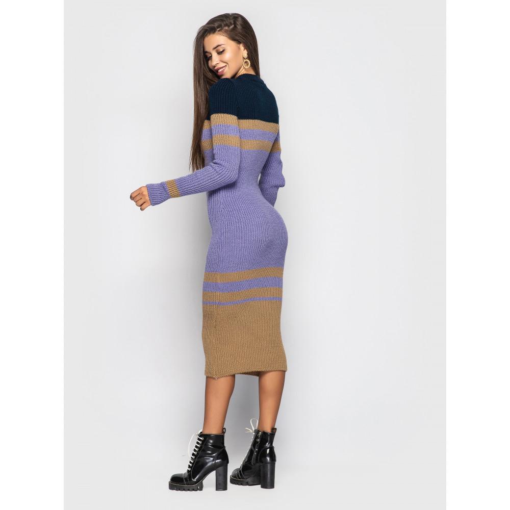 Загадочное вязаное платье Alyaska фото 2