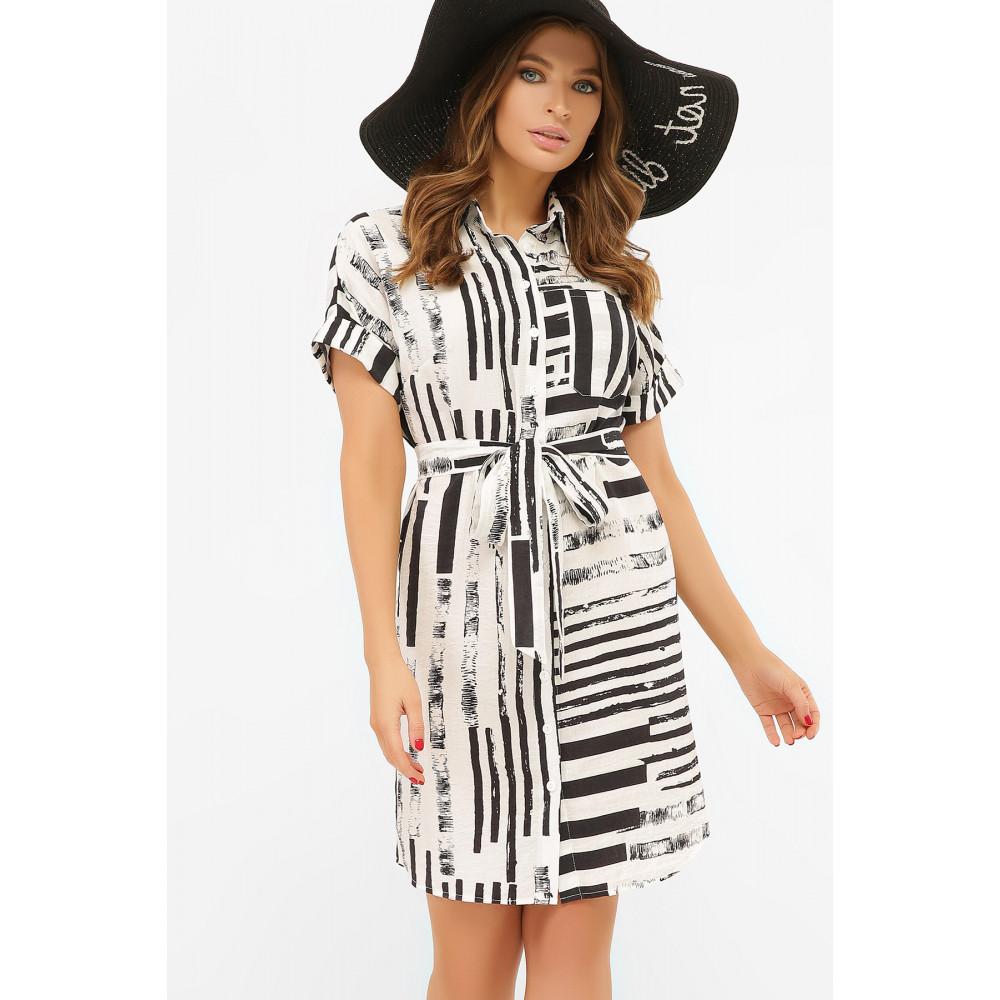 Интересное платье-рубашка Филена фото 2