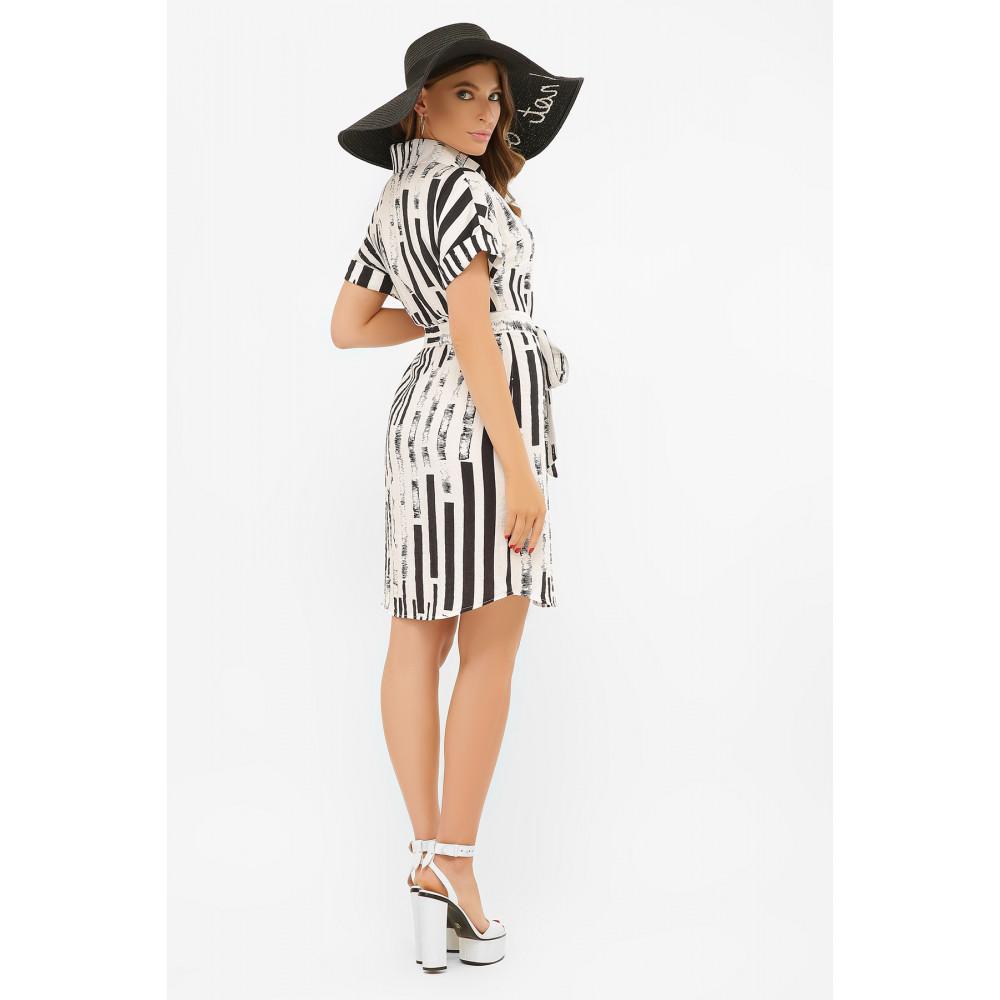 Интересное платье-рубашка Филена фото 4