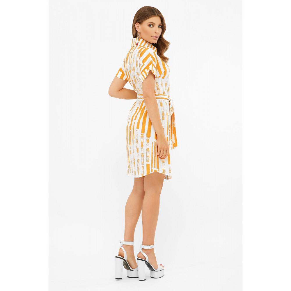 Короткое платье-рубашка Филена фото 4