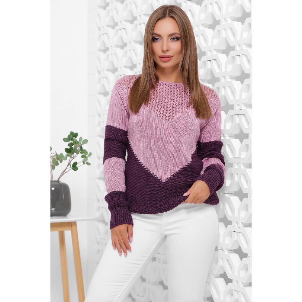 Красочный свитер Руфина фото 3
