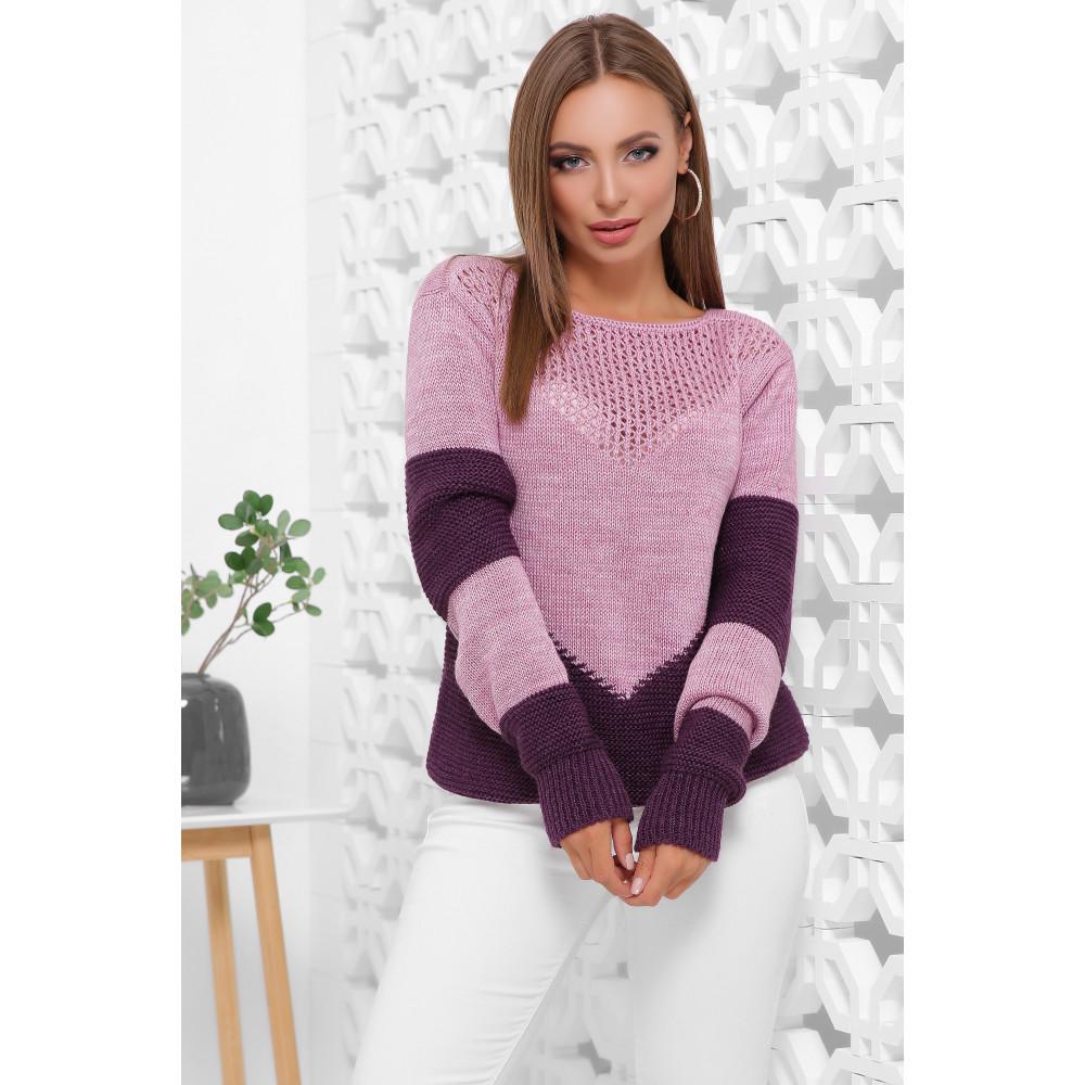 Красочный свитер Руфина фото 4