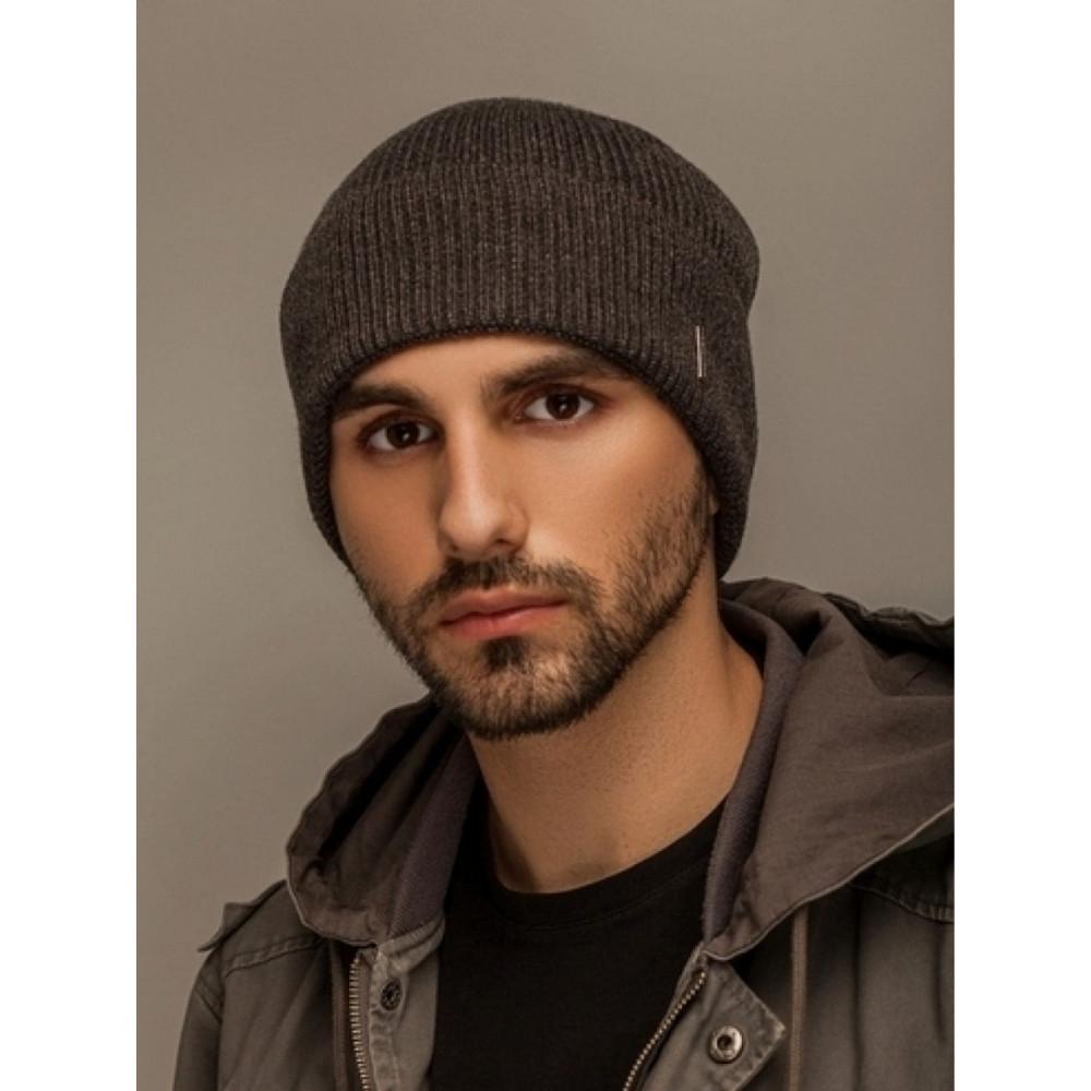 Стильная мужская шапка Лофт  фото 1