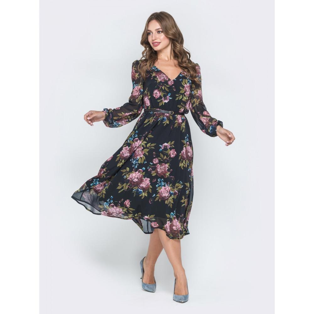 Романтичное воздушное платье Пэйтон фото 1