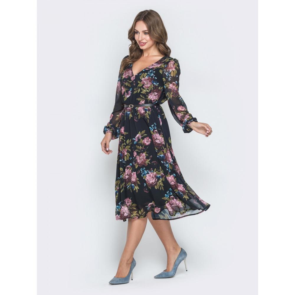 Романтичное воздушное платье Пэйтон фото 2