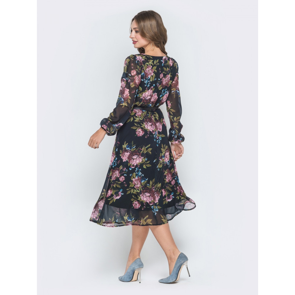 Романтичное воздушное платье Пэйтон фото 3