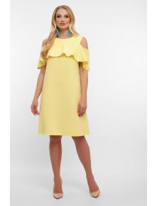 Легка сукня-трапеція Ольбія