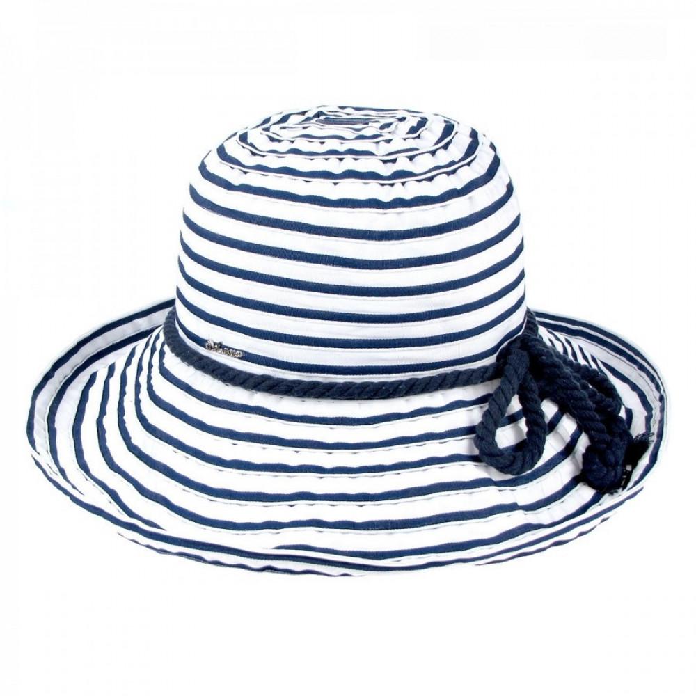Интересная шляпа в морском стиле фото 2