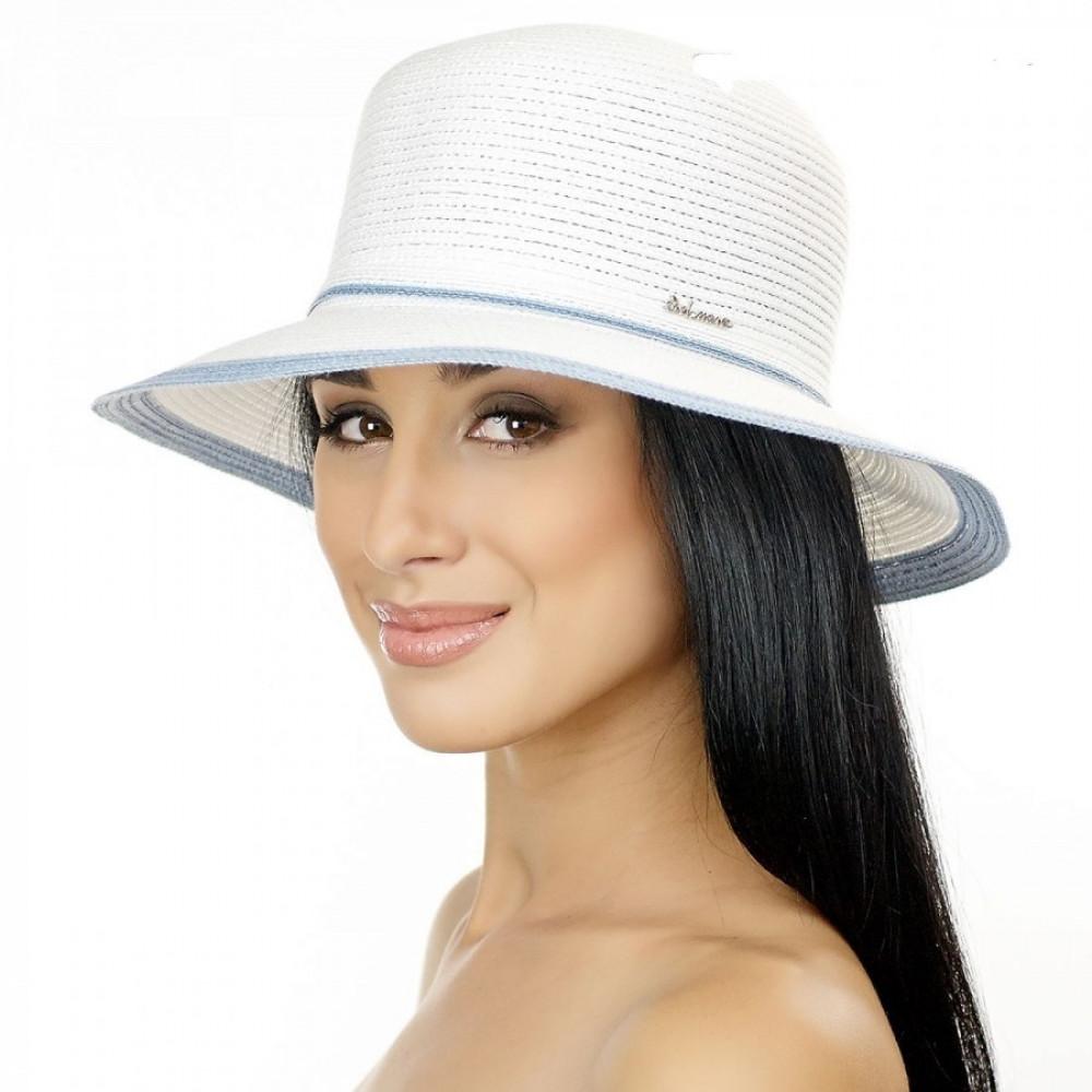 Женственная летняя шляпа Телса  фото 1