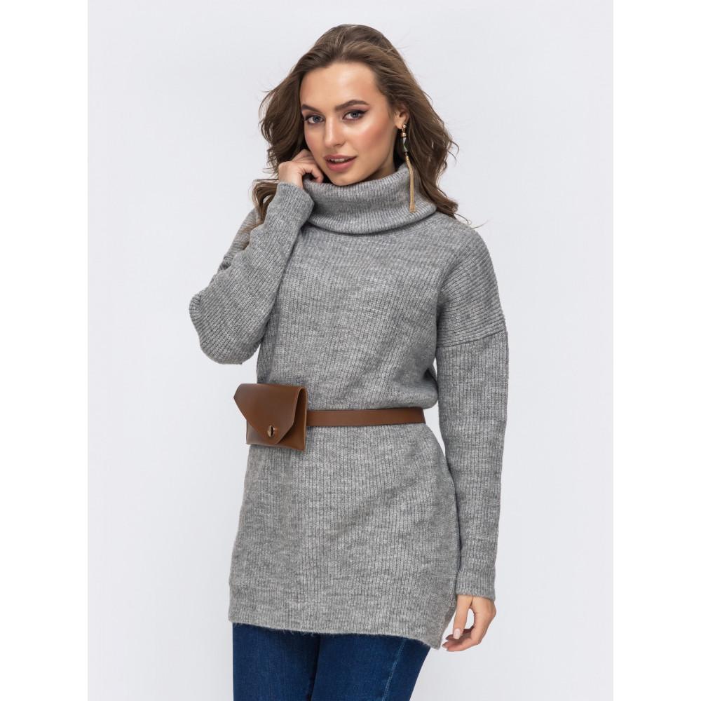 Комфортный свитер Чарлайн фото 2