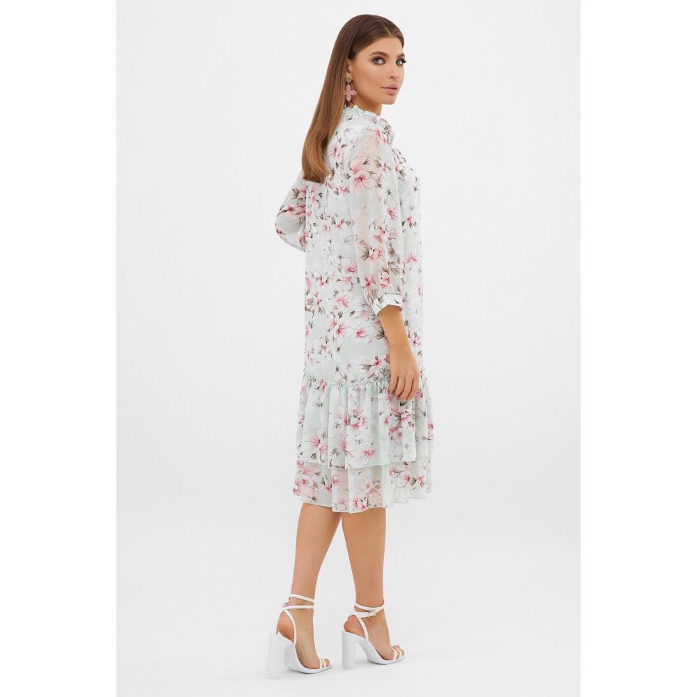 Воздушное шифоновое платье Элисон фото 4