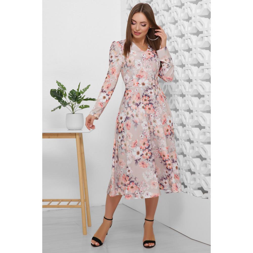 Женственное платье Цветана фото 1