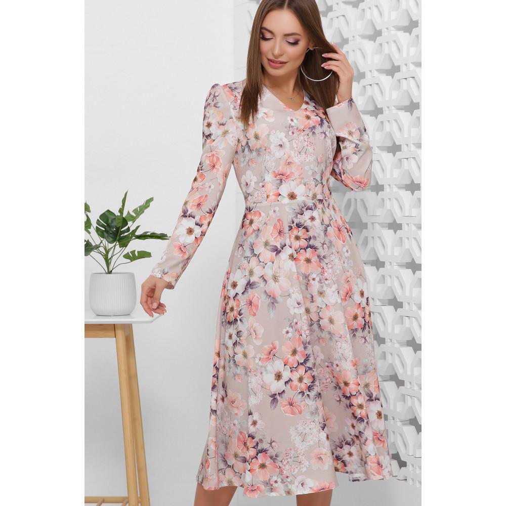 Женственное платье Цветана фото 2