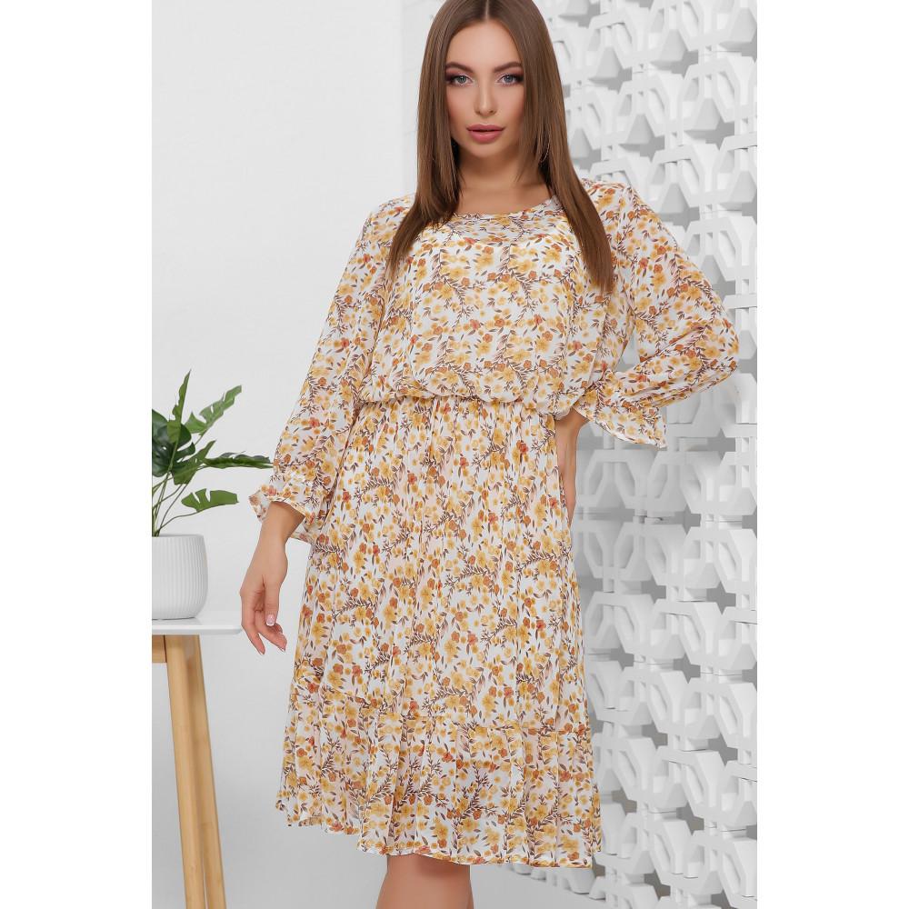Легкое и воздушное платье Дикси фото 2