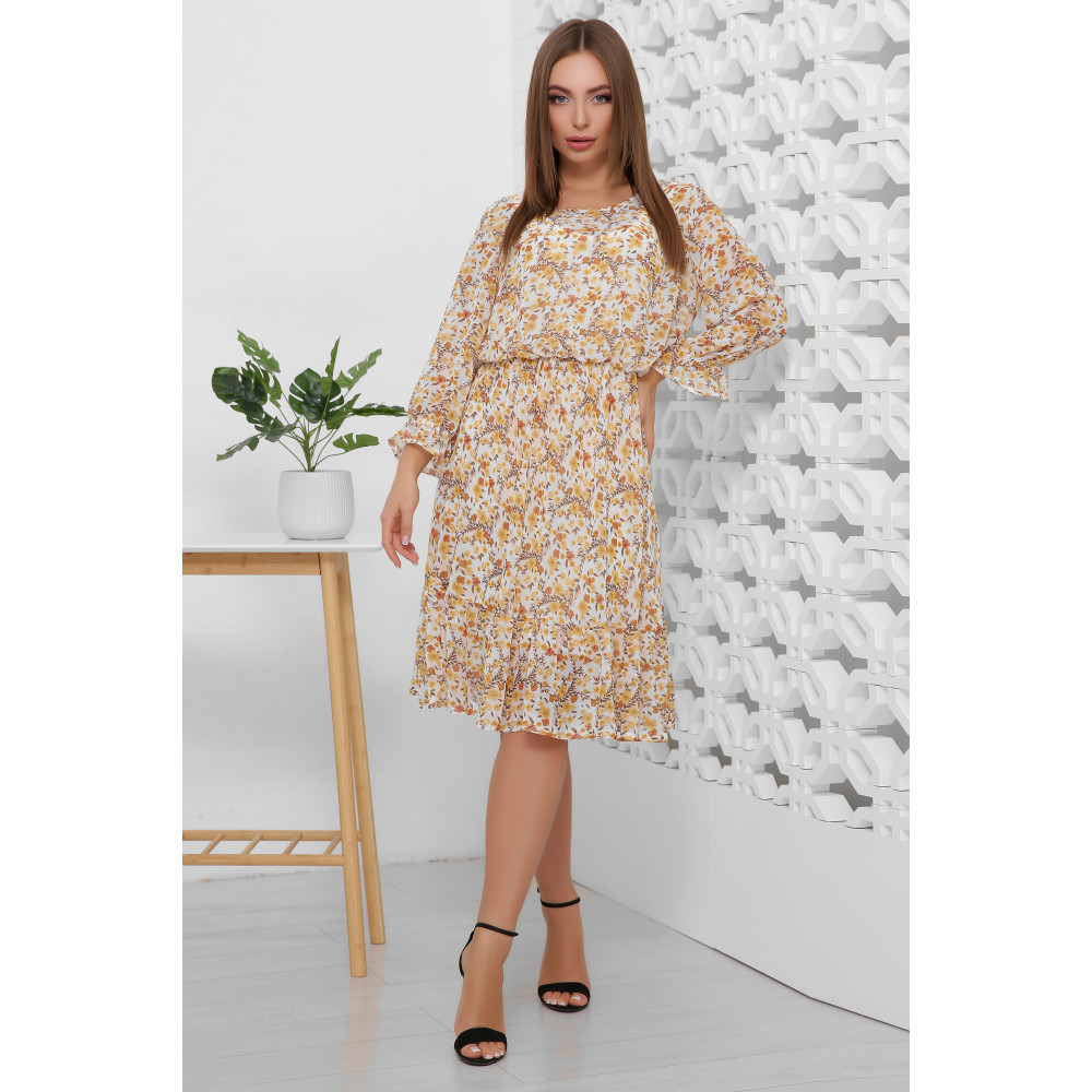 Легкое и воздушное платье Дикси фото 1
