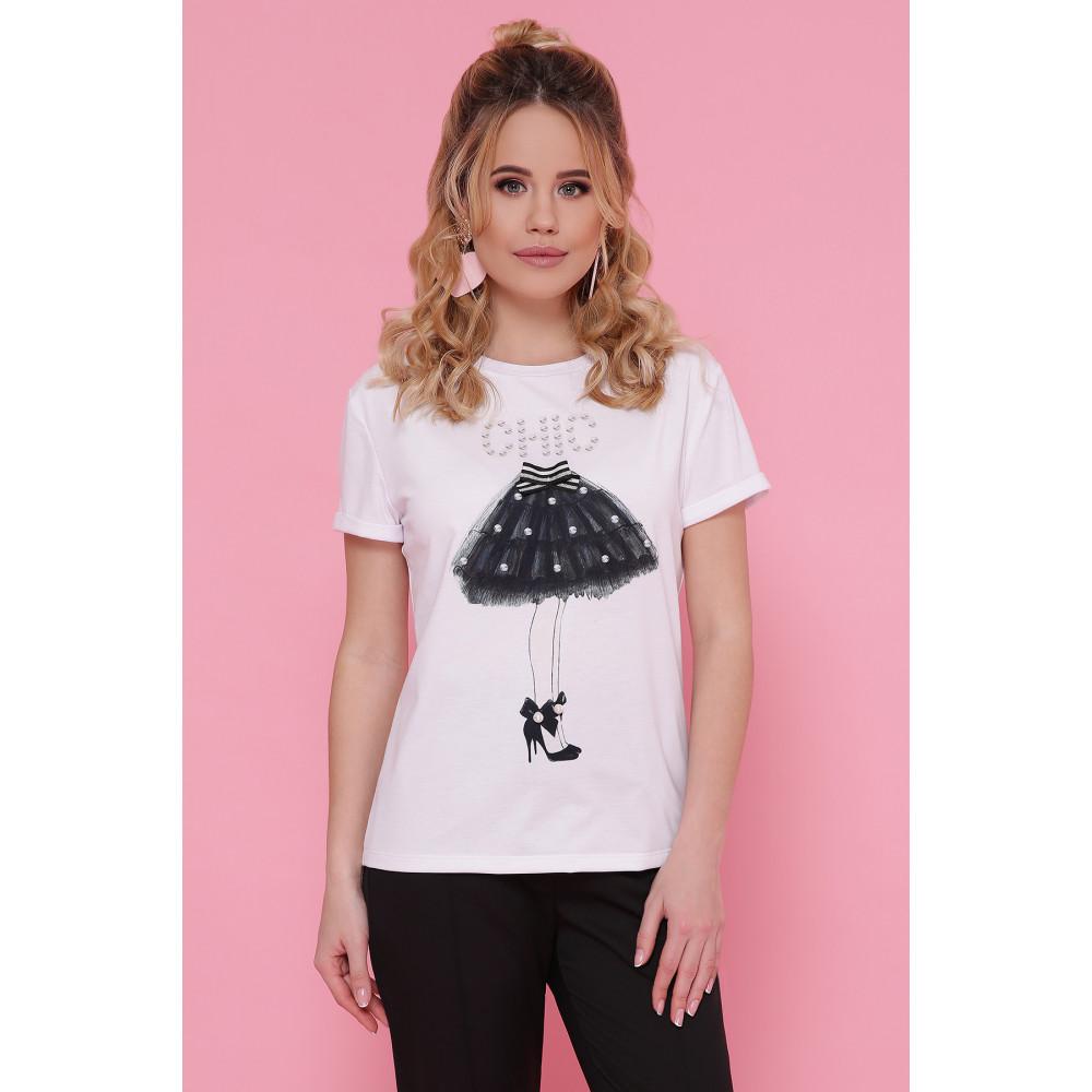 Молодежная футболка Chic фото 1
