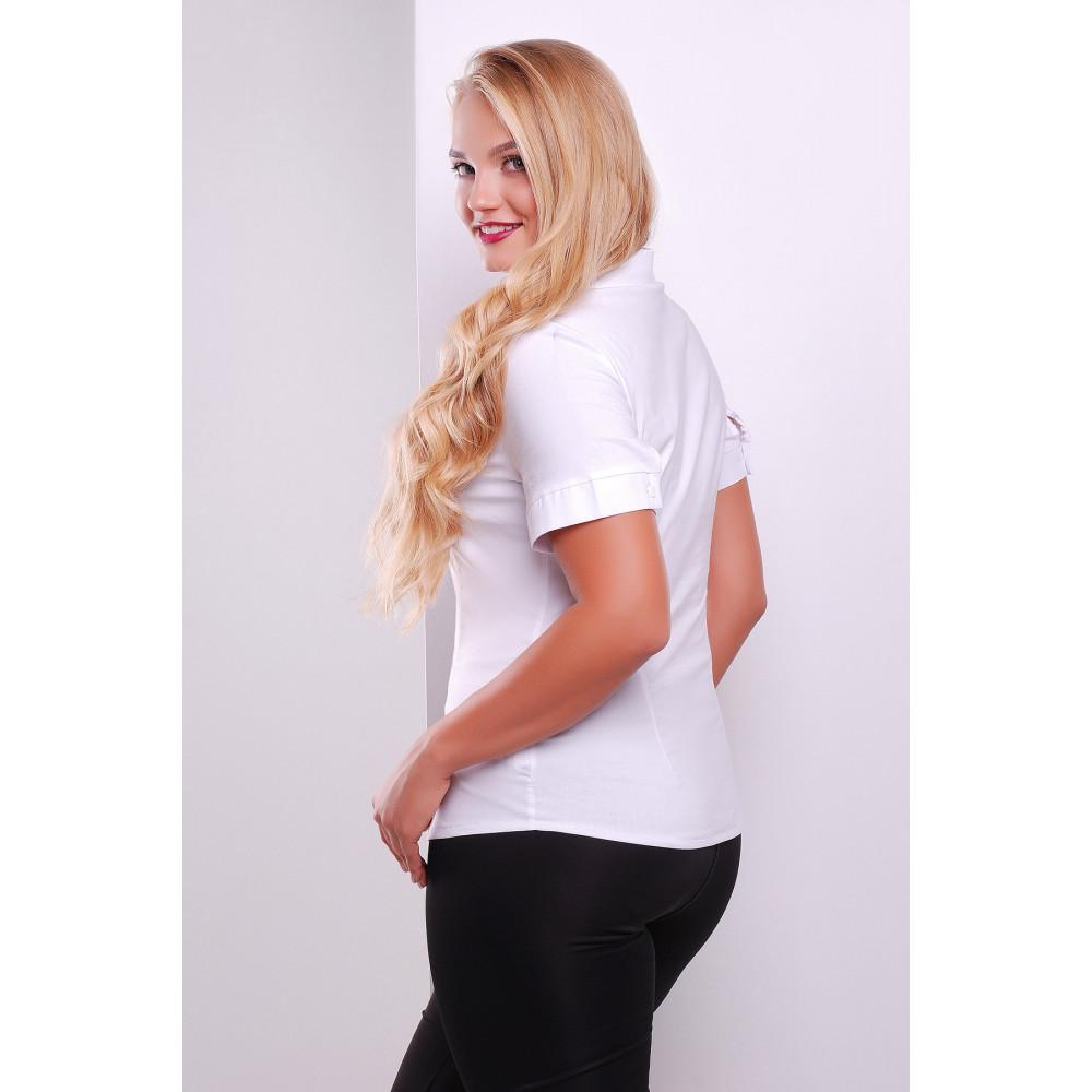 Классическая блузка Норма фото 2