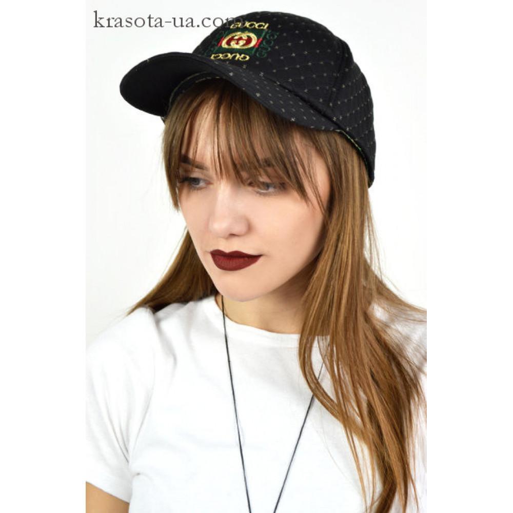 Женская кепка Gucci фото 2